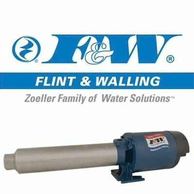 Flint and Walling PB2714S303 Booster Pump - 3 HP, 3 Phase