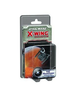 TIE Aggressor X-Wing Miniature (Star Wars) Expansion Pack. Fantasy Flight Games