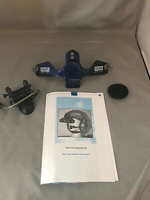 NEW MSA Gallet/Gentex NVG Helmet Adapter and ANVIS goggle mount