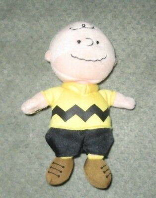 Ty CHARLIE BROWN Musical Beanie baby. Great condition