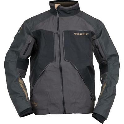 MOTORFIST Alpha Black/Gold Parka Model #: 20684-45 - 50% OFF!