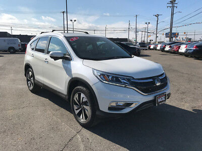 2016 Honda CR-V AWD 5dr Touring LOADED, FREE SHIPPING!! AWD!!! MUST SEE!