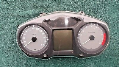 Bmw R1200 Rt 2006 Instrument Cluster
