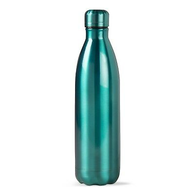TAG - Metallic Double Walled Stainless Steel Bottle, Lightweight, BPA-Free