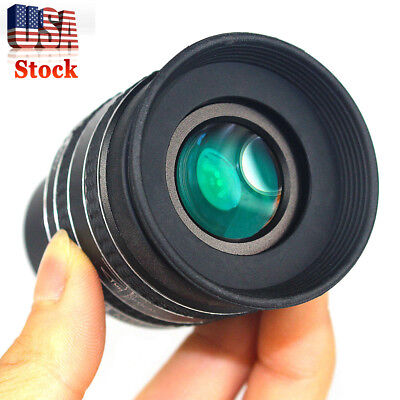 1.25'' SWA 58 Degree 2.5mm Planetary Eyepiece for Astronomical Telescope US SHIP
