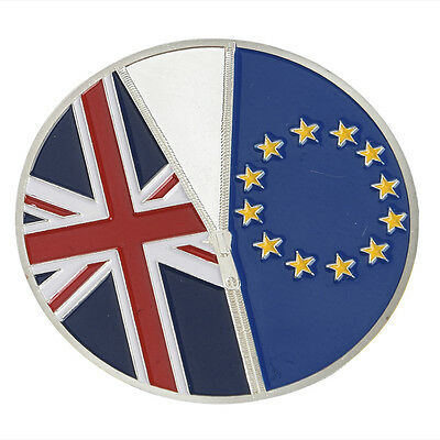 BREXIT COIN  23 June 2016 Silber Commemorative Coin Collectible Kunst Mün moks