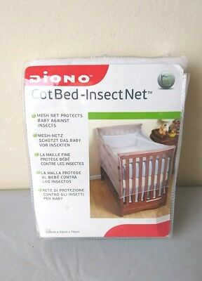 Diono Cot Bed Insect Fine Mesh Net - New