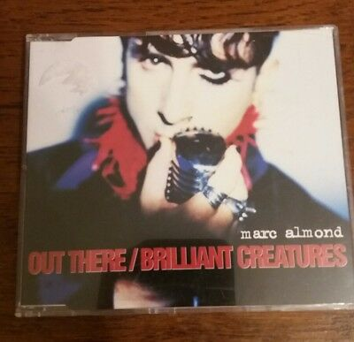 Marc Almond Out There / Brilliant Creatures Uk Cd Single Mercury Mercd444 (4)