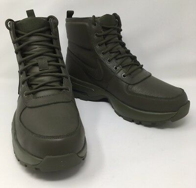 d4192ee0e6 Nike Air Max Goaterra 2.0 Military Green Waterproof Boot 916816-300 Mens  Size 11