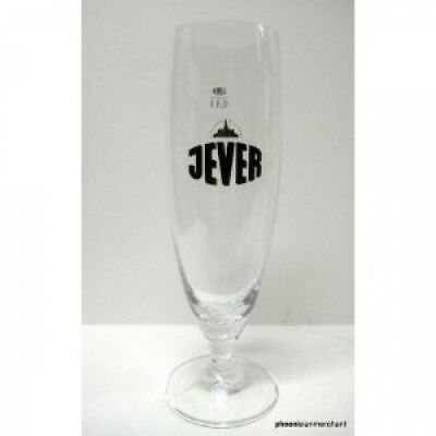 Jever Frisian Brewery German Pilsener Pokal Beer Glass. Free Delivery