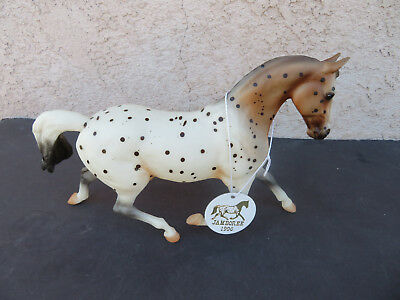 "Breyer Knabstrupper ""Flabehoppen""  West Coast Jamboree 1996  #1"