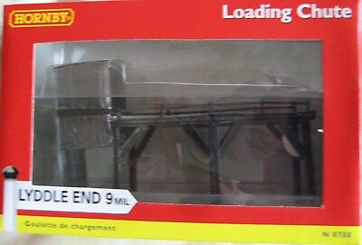 Hornby LYDDLE END - N8708 - LOADING CHUTE - NEW BOXED RARE