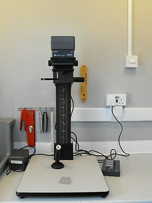 Philips PCS 2000 colour + B&W enlarger built in timer and 50mm Nikon Lens