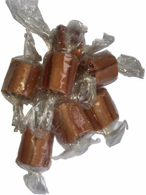 Wrapped Aniseed Rock Retro Sweet ShopTraditional Old Fashioned Candy