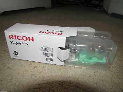 Brand New Ricoh Staple Type S Genuine 412874