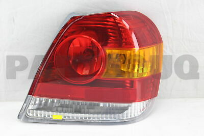 8155052330 Genuine Toyota LAMP ASSY, REAR COMBINATION, RH 81550-52330