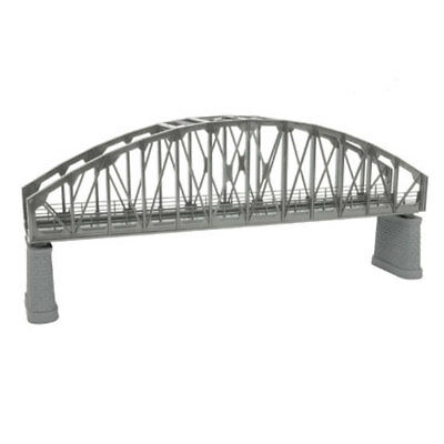 MTH MTH801042 HO KIT Arch Bridge, Silver
