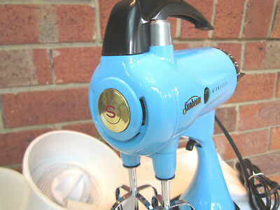 Sunbeam mixmaster A12-10 Speed Blue, full restoration, 6 months warranty