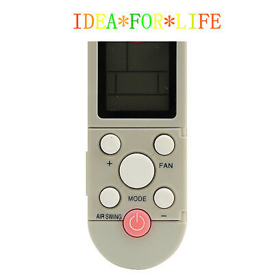 For Aux YKR-F/001 YK-F/010 YKR-F/006 Air Conditioner Remote Control #T012 YS