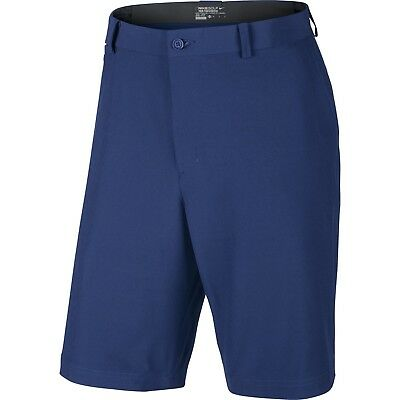 Nike Golf Woven Shorts Deep Royal/Anthracite 38. Shipping is Free