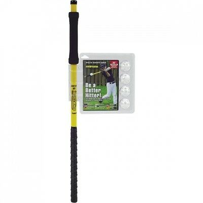 PIK Products Swift Stik 76.2cm Stik with DVD and Ball Package. Brand New