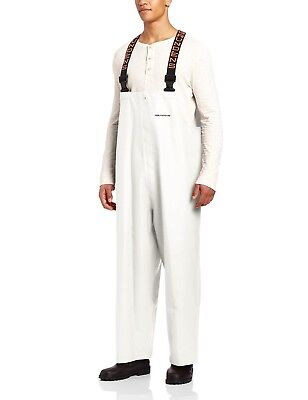 (XX-Large, White) - Clipper Bib Pant. Grundens. Free Delivery
