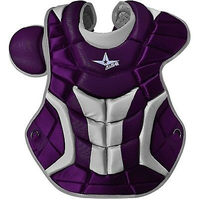 ALL-STAR CP30PRO System 7 42cm Adult Chest Protector. Huge Saving