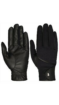 (7.5, Black) - Roeckl Madison Winter Glove. Brand New