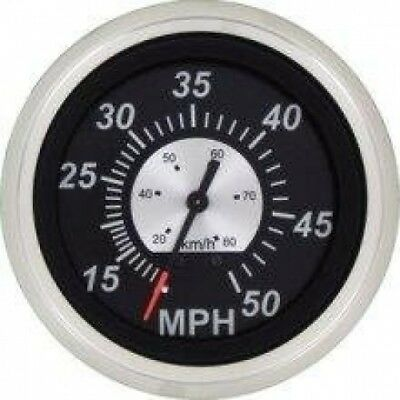 Sierra 68960PH Black 7.6cm Speedometer. Sierra International. Huge Saving
