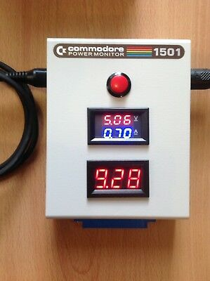 Commodore 64 Power Monitor II - C64 VIC20 C128 Plus4