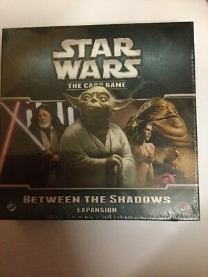 Star Wars Card Game Expansion Between The Shadows