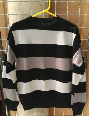 Job Lot 14 Pieces Brand New Boys Striped Cotton Jumper Size XL Boys 11-16 Years