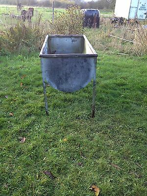 vintage sterilizer cooler manufactured by Perkins Clean milk equitment Ltd Derby