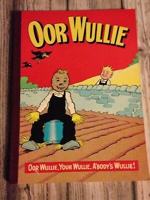 Oor Wullie 1974 Comic Annual in Excellent Condition