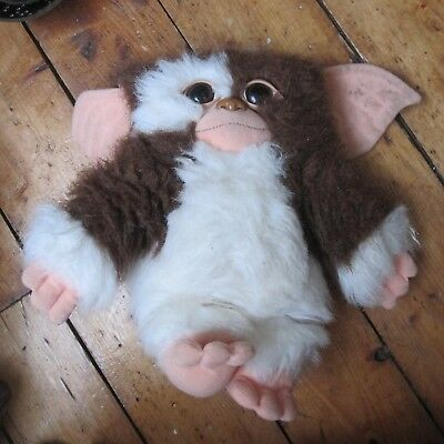 """GREMLINS - GIZMO Plush Cuddly SOFT TOY - 11"""" TALL by APPLAUSE 1990 Free UK P+P"""