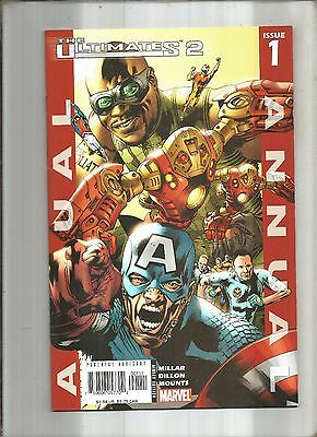 Ultimates 2 Annual  #1  Giant-Size  Marvel  2005  Nice!!!