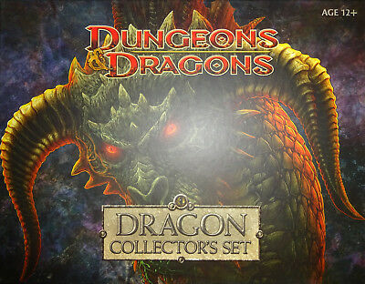 Dungeons & Dragons, D&D Dragon Collector's Set