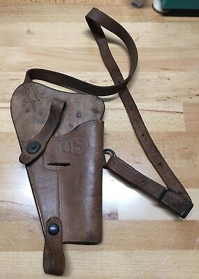 WWII Boyt M3 Shoulder Holster 1943
