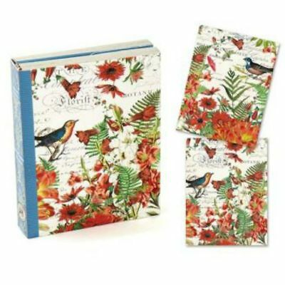 Wildflower Meadow Library Note Cards by Michel Design Works. Stationery