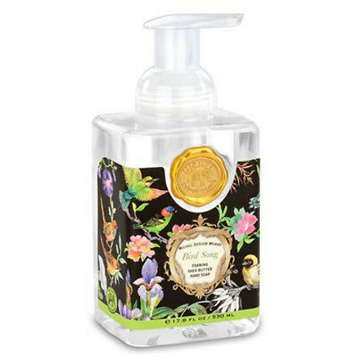 Bird Song Foaming Hand Soap by Michel Design Works
