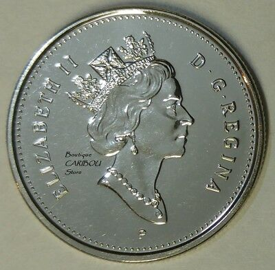 2003 Canada Proof-Like Old Effigy 50 Cents