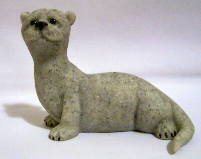 Quarry Critters Opie the Otter Figurine