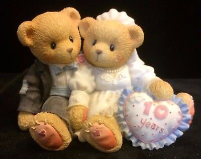 Cherished Teddies A Decade Of Teddy Bear Love #302694 - 10th Anniversary