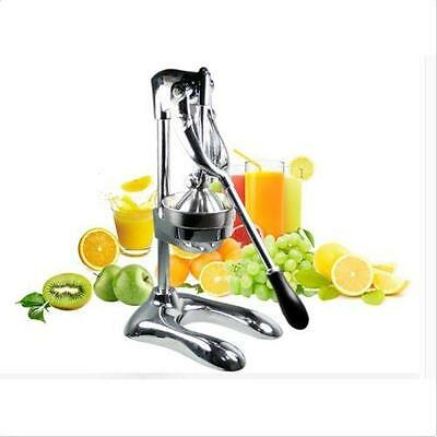 New manual stainless steel orange juicer Press juice Extractor machine Y