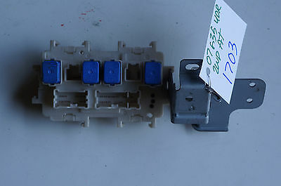 2007-2008 Infiniti G35 Sedan Interior Fuse Relay Box Under Dash 1703