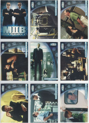 Men In Black II (2) MIIB  - Complete Card SET (81) - 2002 Inkworks - NM