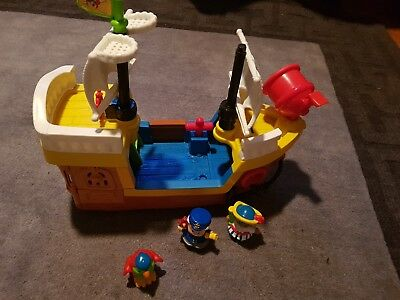 Little People Pirate Ship Fisher price toy