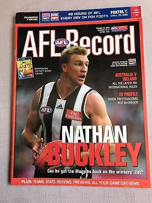 VFL/AFL Football Record Round 20 2003 Collingwood V Adelaide