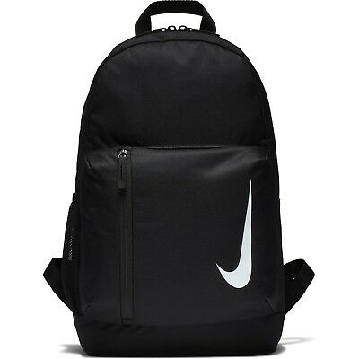 Nike Classic North Solid Backpack Unisex Grey Rucksack Bag Travel School Gym