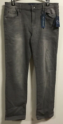 Lucky Brand Boy's Jeans - Billy Straight - Gray Tint (Big Boys)